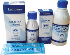 Лактусан Пребиотик по 100, 300г, стик-пакеты по 10г