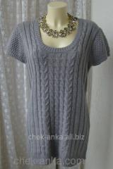 Платье свитер зима акрил мини бренд M&Co