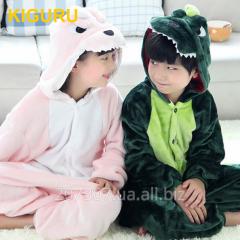 Children's New Year's suit of Kigurumi