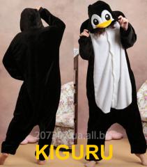 Kiguruma suit penguin