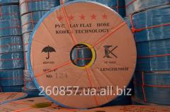 "Flexible sleeve of LFT (LayFlat) 4"" (102"