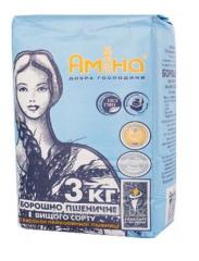 Flour embroider a grade of 3 kg