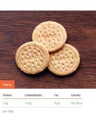 Maria hard-dough biscuits