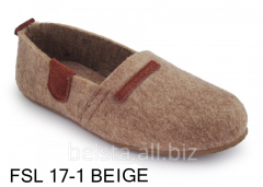 Quality footwear for home and rest Belsta
