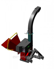 Chipping machine two-knife PM 03-2
