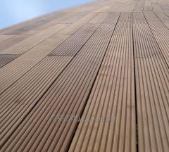 Terrace board thermopine