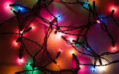 Гирлянды-сталактиты LED Comfort