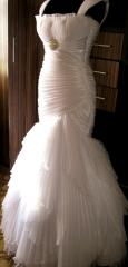 Wedding, final dresses - individual tailoring, the