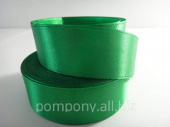 Satin ribbon 25 mm, 23 meters in a roll