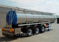 Aluminum sulfate technical water solution — a