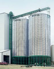 Комплексы сельскохозяйственные. Зернохранилища WESTEEL