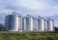 Силосы для зерна WESTEEL