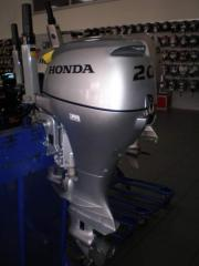 Моторы лодочные HONDA BF 20 DK2 SHU