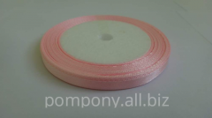 Satin ribbon 7 mm, 23 meters in a roll, option
