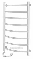 Heated towel rails electric Navin Camellia 480x800