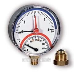 WATTS TIRM thermomanometer