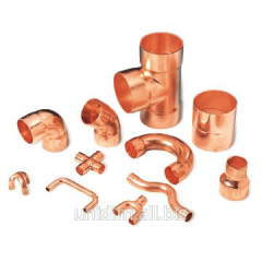 Fitting copper