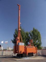 Industrial installation SVU-6