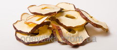 Apples natural dried