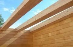 Балка деревянная. Производство,  доставка
