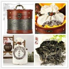 Зеленый чай Шен-пуэр