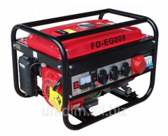 AGREGAT 2500W 3X 230V 380V 12V AVR generator