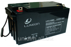 Rechargeable battery LX 12-100MG