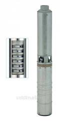 Multistage submersible pump of Speroni SPM 50-10