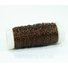 Wire of 0,3 mm Black