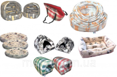Beddings for animals