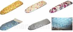 Covers for ironing tables