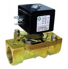 Electromagnetic ODE S.r.l valves. (Italy)