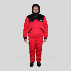 Suits workers man's, protective suit winter