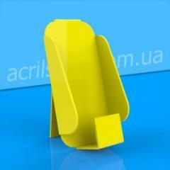 Подставка пластиковая под телефон 10-51