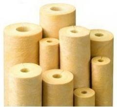 The cylinder mineral-cotton basalt without