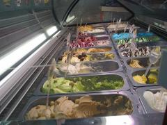 Italian Perfetto ice cream