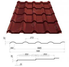 Materiale de acoperișuri metalice