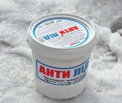 Anti-ice, anti-snow (0,9 kg.) Deicing reagen