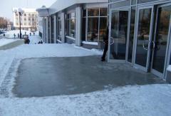 Anti-ice, anti-snow (25 kg.) Deicing reagen