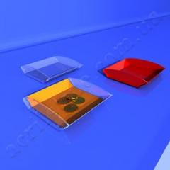 Монетница из пластика 28-02