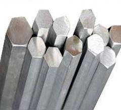 Hexagon aluminum