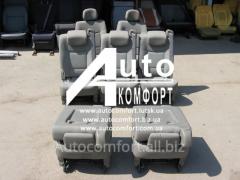 Sitting automobile Renault Espace IV salon