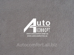 Fabric automobile for banner of automobile