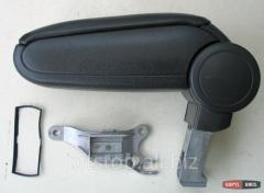 ASP armrest black vinyl Audi A6 C5 BADA6C520-N