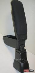Botec armrest black textile Fiat Grande Punto
