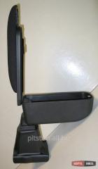 Botec armrest black textile Fiat Doblo 64560TB