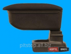 Botec armrest black textile Peugeot 207 64294TB