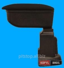 Botec armrest black textile Peugeot 107 64278SZ