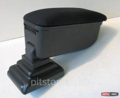 Botec armrest black textile Opel Astra H 64188TB
