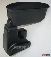 Botec armrest black fabric Renault Megane 3